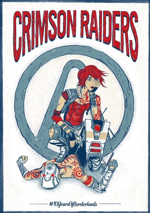 Crimson Raiders – Borderlands