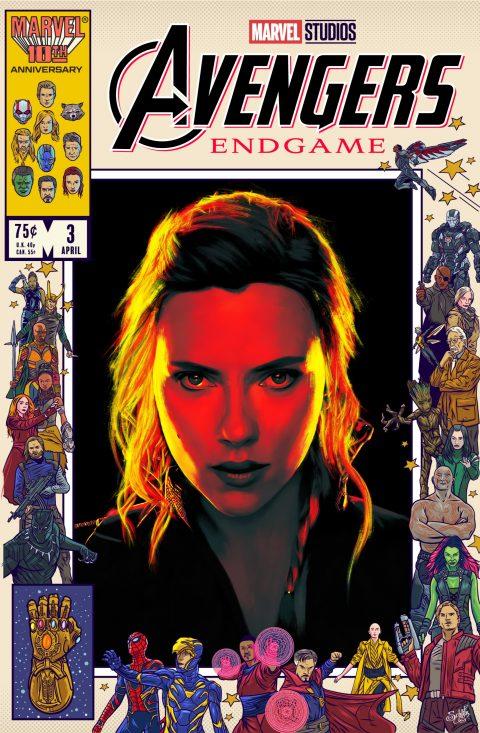 Avengers Tribute – Black Widow