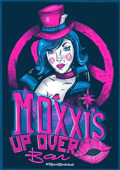 Welcome to Moxxi's
