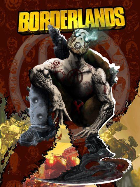 Borderlands X