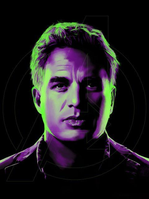 Bruce Banner Portrait