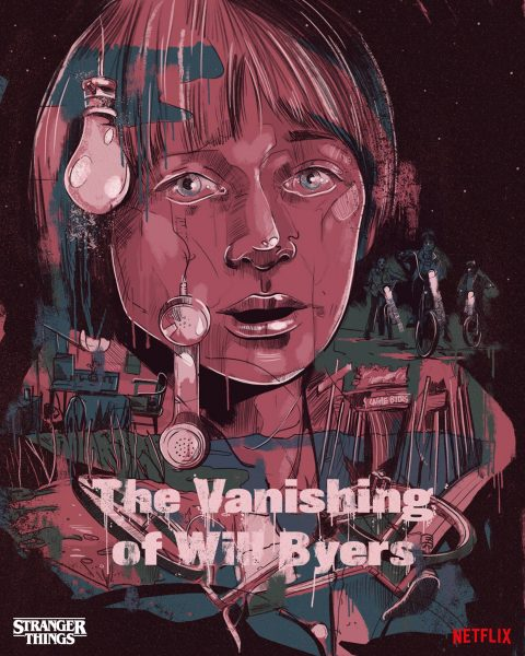 Stranger Things – The Vanishing Of Will Byers
