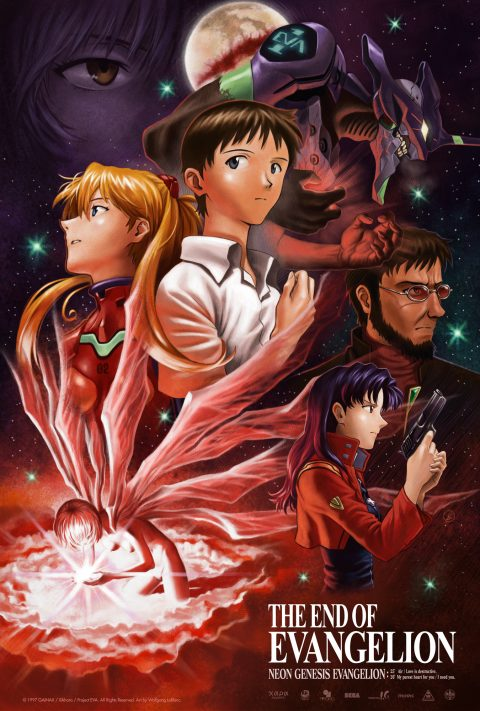 'The End of Evangelion' Poster