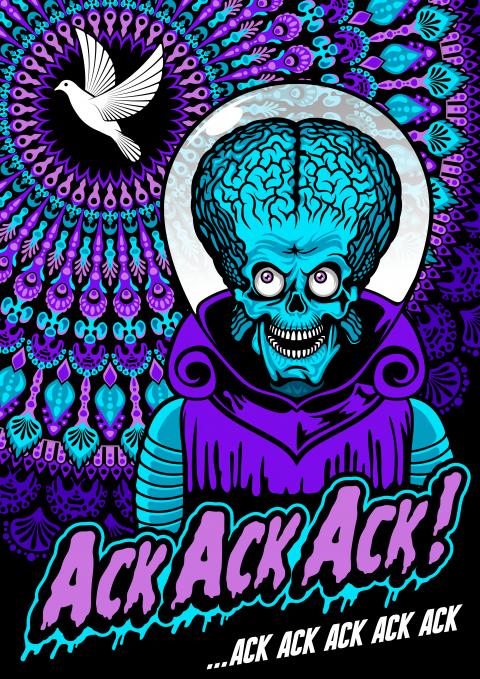 Ack Ack Ack