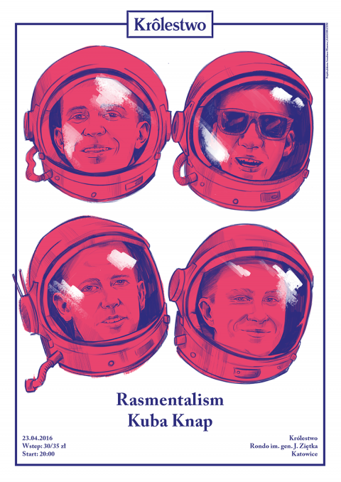 Rasmentalism, Kuba Knap