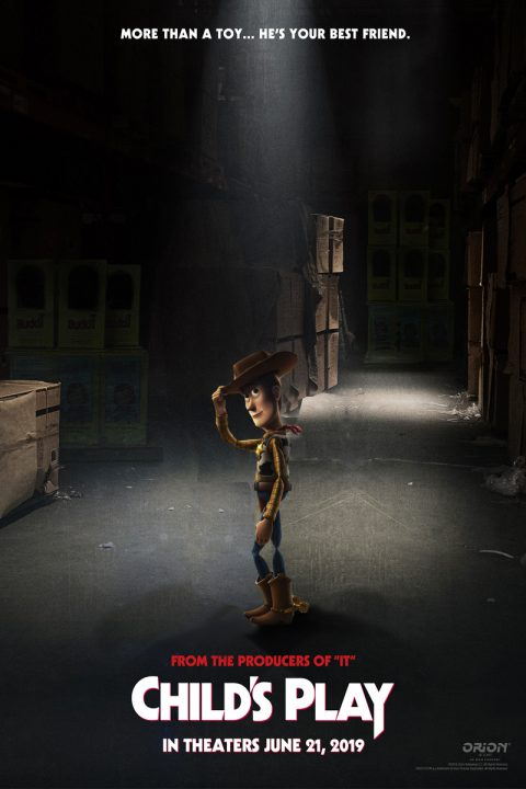 Child's Play 2019/Toy Story 4 mash up