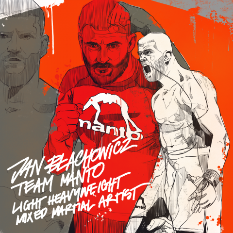 Jan Blachowicz – Team Manto