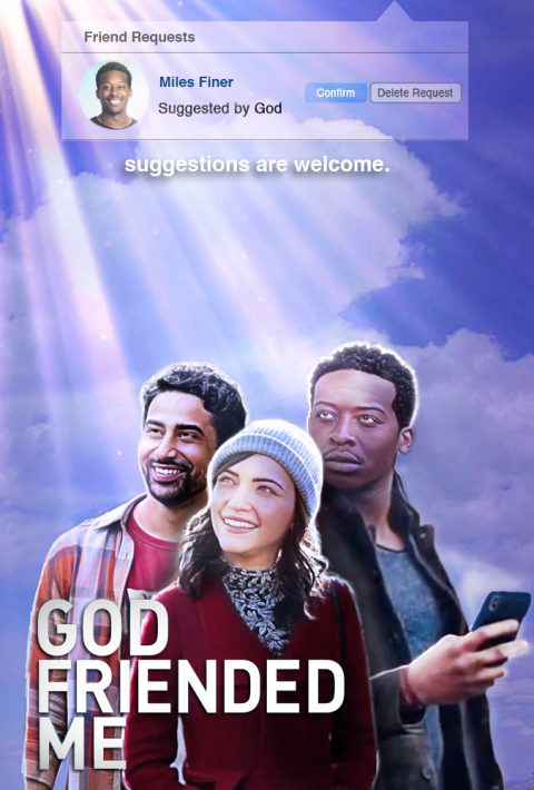 God Friended Me Season 2 TV Poster