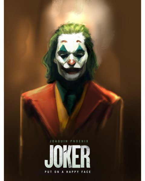 Joker version Illustration