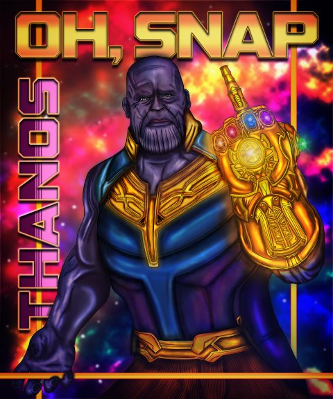 Thanos: Oh, Snap!