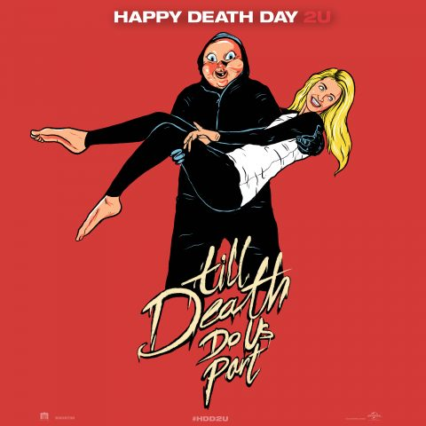 Alternative Movie Poster-Happy Death Day 2 U