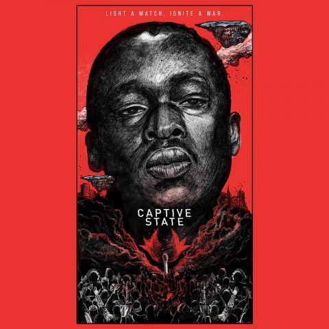 Alternative Movie Poster: Captive State
