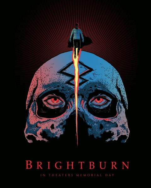 Alternative Movie Poster: Brightburn (Version 3)