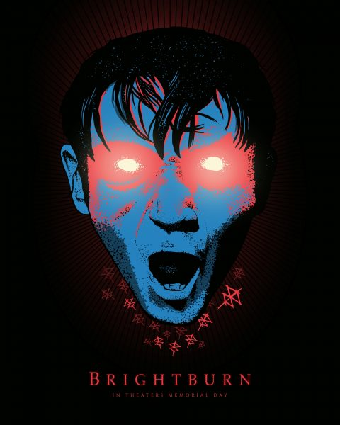 Alternative Movie Poster: Brightburn (Version 4)