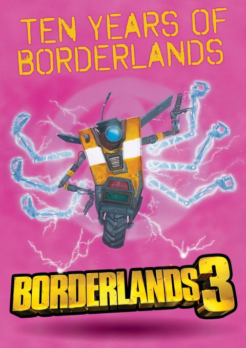 Ten Years of Borderlands!