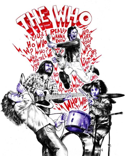 Commission- The Who