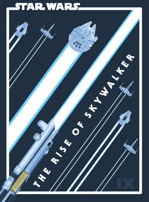 The Rise of Skywalker Alternative Poster