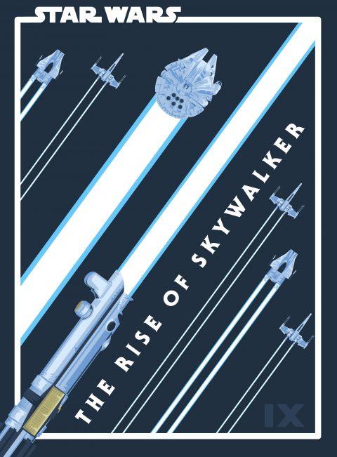 The Rise of Skywalker Alternative Poster