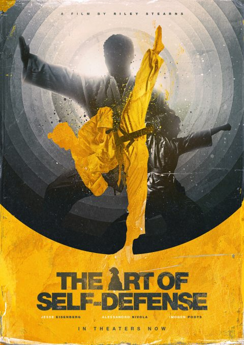 The art of Self-Defence Poster 02