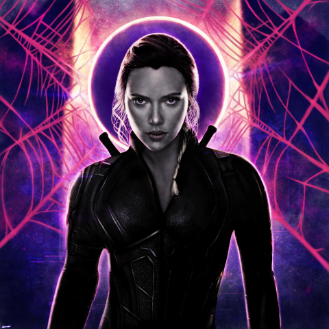 Avengers: Endgame – Black WIdow