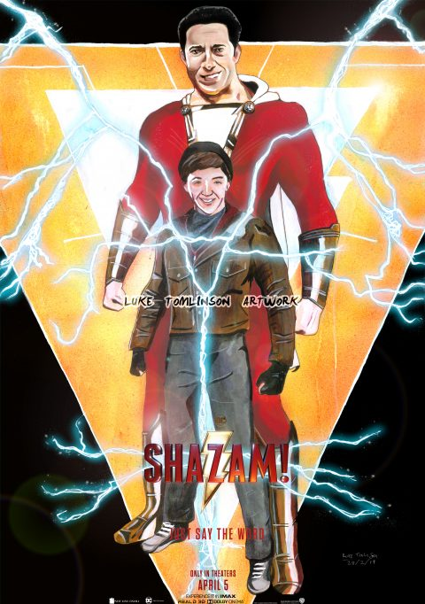 Shazam! (w. Title treatment)