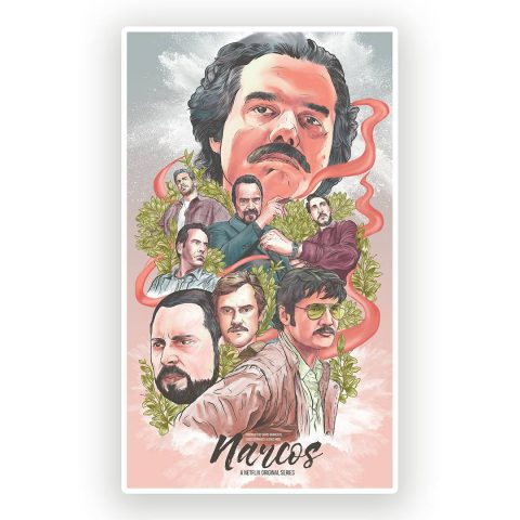 Alternative Poster: Narcos