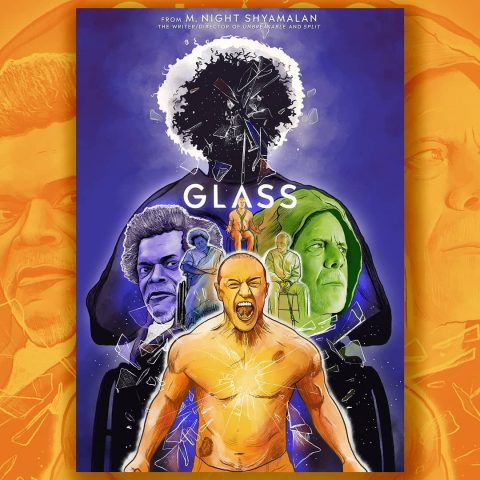 Alternative Movie Poster: Glass
