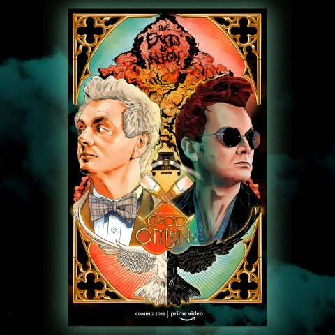 Alternative Poster- Good Omens