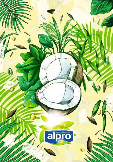 Alpro: Plant Power