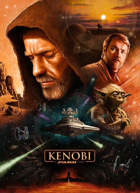 Kenobi: A Star Wars Story – Poster