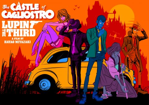 Lupin the third, The Castle of Cagliostro