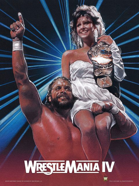 Macho Man and Miss Elizabeth