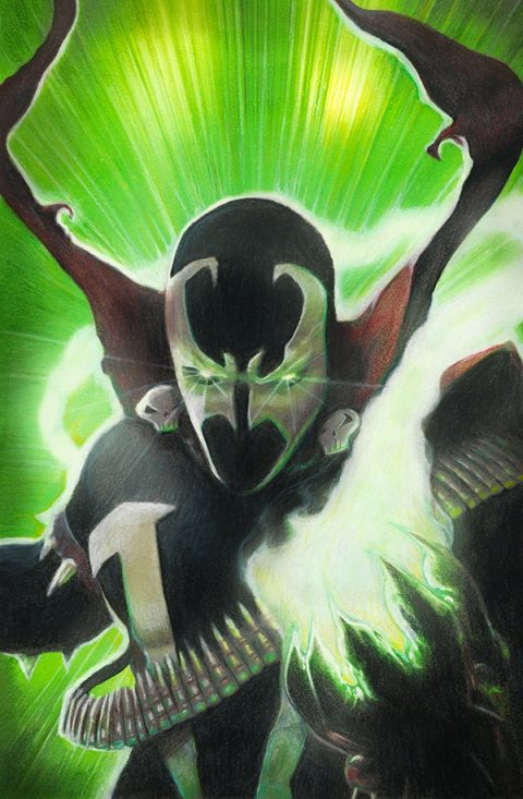 Spawn 25th Anniversary