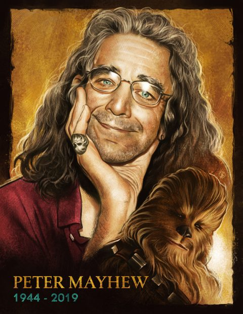 Peter Mayhew Tribute