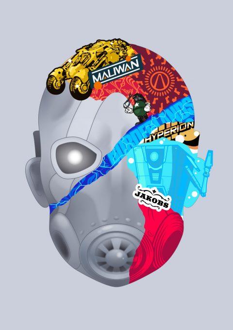 Psycho Pop Art