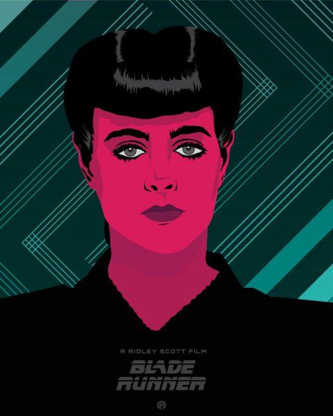 Rachael – Blade Runner (1982)