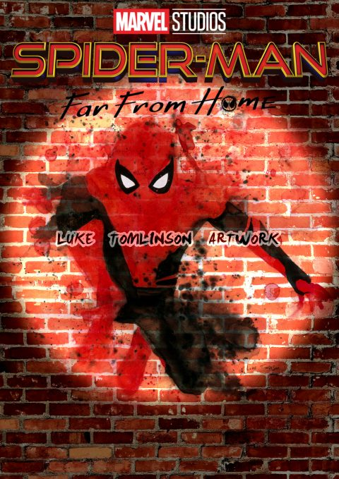 Spider-Man: Far From Home (Bricks)