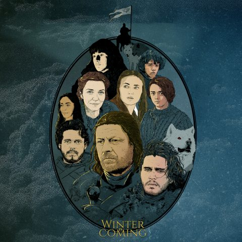 Game of Thrones: The House of Stark