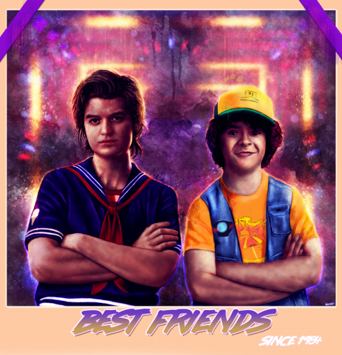 Stranger Things – Best Friends