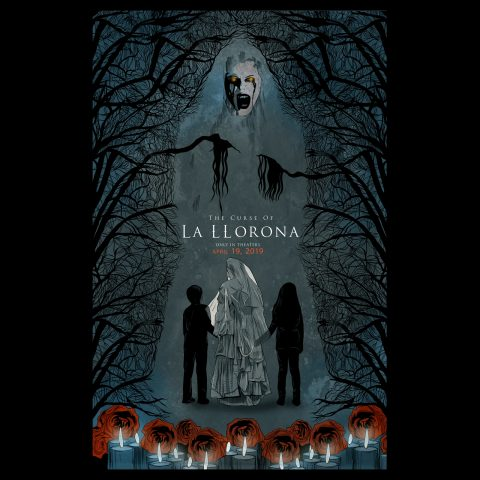 Alternative Movie Poster: The Curse of La Llorona