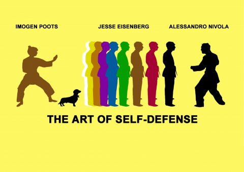 The Art of Self-Defense Text Version