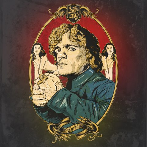 Game of Thrones: Tyrion Lannister in Digital