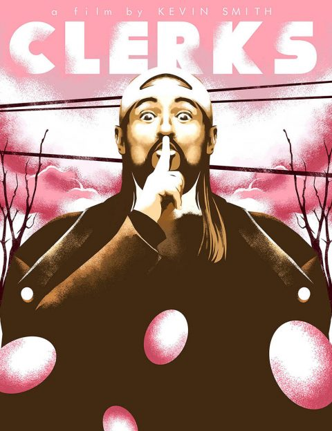 Clerks – movie poster