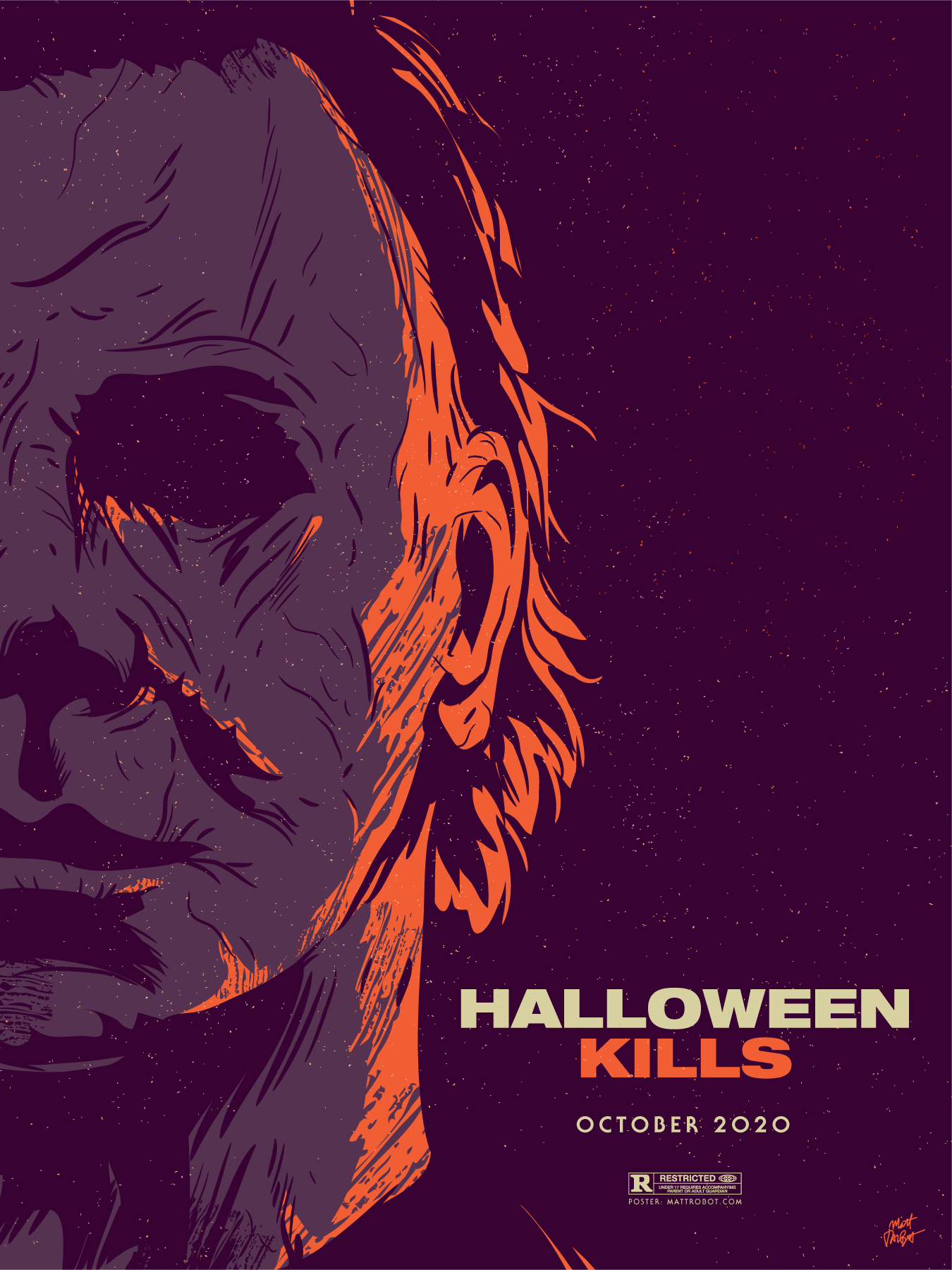 Halloween Kills , PosterSpy