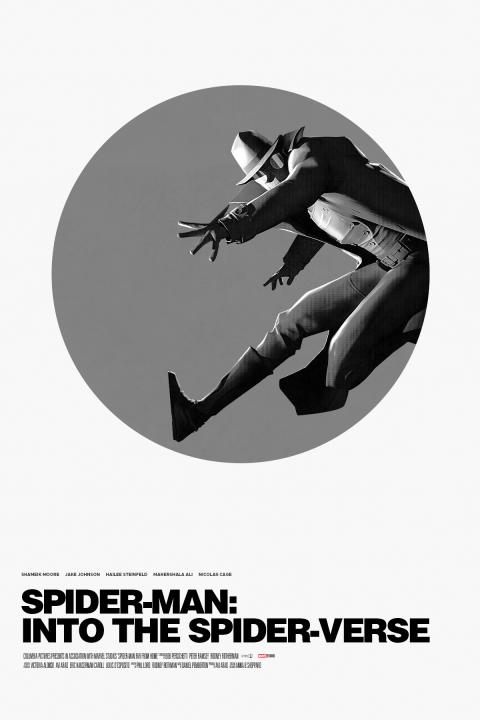 Into the Spider-Verse (Spider-Man Noir)
