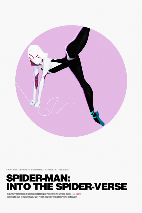 Into the Spider-Verse (Spider-Gwen)
