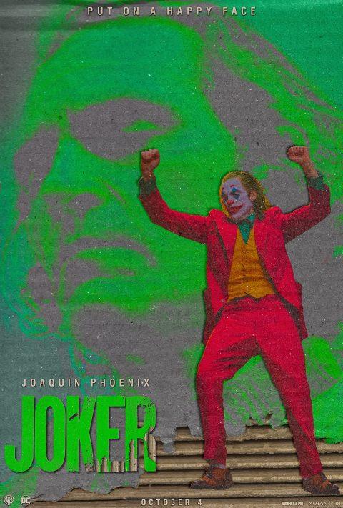 """Joker – """"Put On A Happy Face"""""""