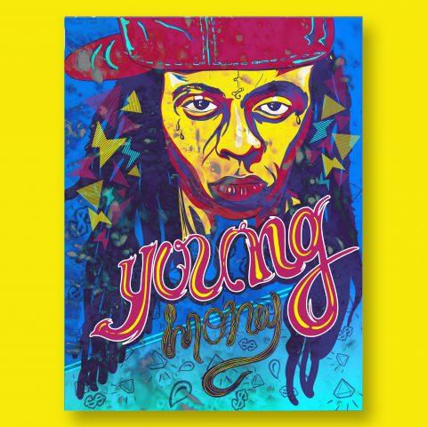 Rapper- Lil Wayne