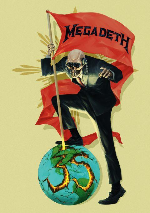 Megadeth 35th Anniversary