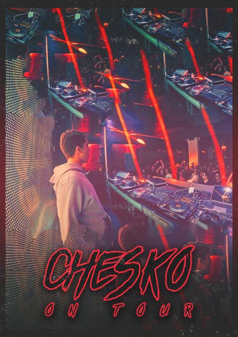 Chesko Tour Poster